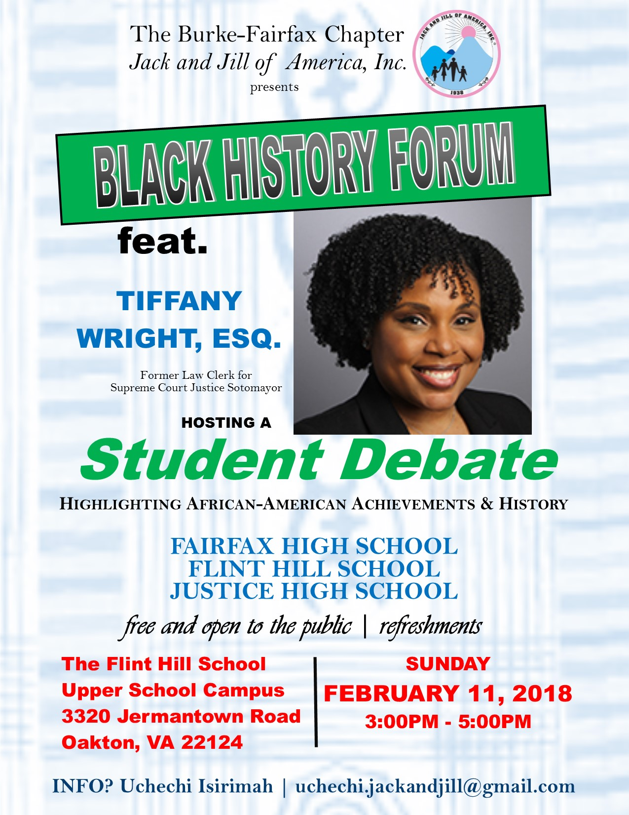 Black History Month Forum